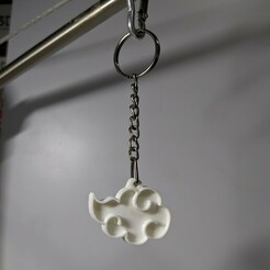 IMG_20200529_182810.jpg Download STL file Six paths of pain cloud - Keychain • 3D printable template, agus_mh