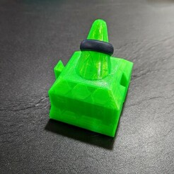 PXL_20201014_163708288.jpg Download STL file Ring Holder • 3D printable object, dumlogicdesigns