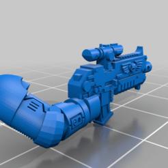 Boltrifle_w._scope.png Télécharger fichier STL gratuit Ancestral Pringaos Speis Marinis • Design à imprimer en 3D, AQUILON