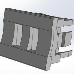 fab1.jpg Télécharger fichier STL Prise USB Skoda Fabia • Modèle imprimable en 3D, zolikortez