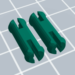 snap_custom.png Download free STL file Giant Lego Darth Vader - Arm pins for Flashprint • 3D printer object, vonBothmer