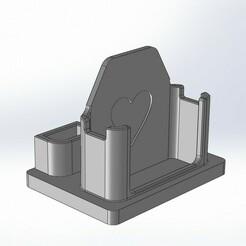 Support Pompe Insuline.JPG Télécharger fichier STL Support de pompe a insuline  • Objet à imprimer en 3D, fred77820