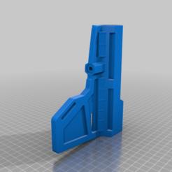 Shockwave_Blade_Milspec_Buffer_M6.png Download free STL file Shockwave Blade Milspec Buffer • 3D printer design, 2scary