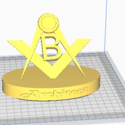 tüm.PNG Télécharger fichier STL Emblème du bureau - architecte • Modèle à imprimer en 3D, melisyarsi