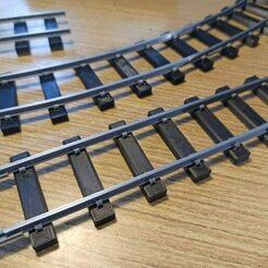 1608982535961.jpg Télécharger fichier STL gratuit Segment de voie droite de calibre 35 • Plan pour imprimante 3D, ymrich
