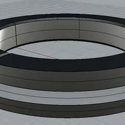 """1.jpg Download free STL file Reducer headset 1.5"""" to 1 1/8"""" • 3D printing template, Oven"""