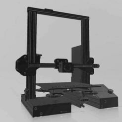 1.JPG Télécharger fichier STL Mini Ender 3 • Objet imprimable en 3D, RD1993