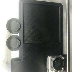 Plate build.jpg Télécharger fichier STL gratuit Support MD HOV • Plan à imprimer en 3D, GatoGrande