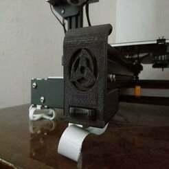 P91201-105309.jpg Download free STL file Ender 3 SD Card Mount Remix • 3D printing model, DanTech