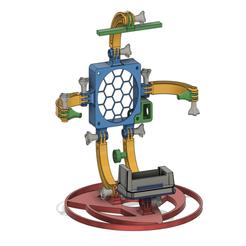 Solder_station.png Download free STL file Solder station - third hand - helping hand v2 • 3D print design, DanTech