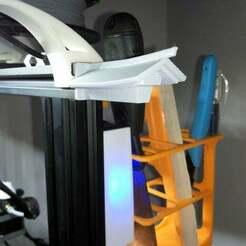P90709-211506.jpg Download free STL file End cap 2020 Ender 3 Torii • 3D printing design, DanTech