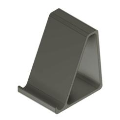 stand.png Télécharger fichier STL gratuit Support pour smartphone • Design pour impression 3D, DanTech
