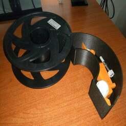 P91221-194516.jpg Télécharger fichier STL gratuit Tiroir à bobines • Objet imprimable en 3D, DanTech