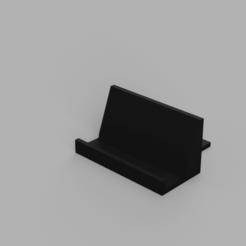 Eigener-Handy-Halter (2).png Télécharger fichier STL gratuit Support de téléphone simple • Modèle imprimable en 3D, ArL