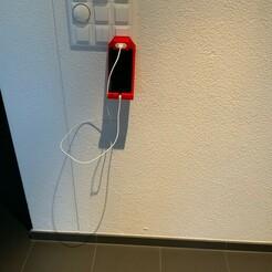 IMG_0074.jpg Télécharger fichier STL support de téléphone • Plan pour impression 3D, makely