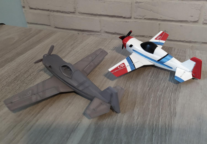 RealBrut2_g.jpg Download free STL file A02 Plane C-3D • Template to 3D print, Ben_C3D