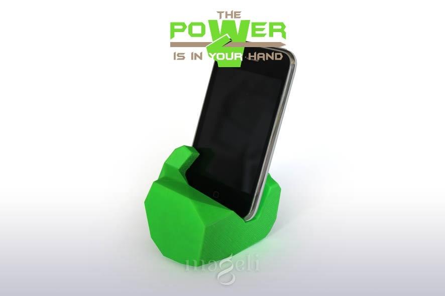 poWer 3.jpg Download free STL file PowerHand • Model to 3D print, mageli