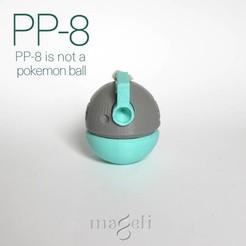 stl file PP-8, mageli