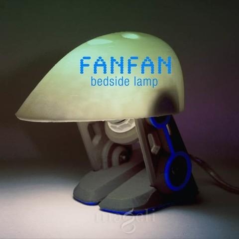 fanfan 4.jpg Download STL file Fanfan • 3D printer design, mageli