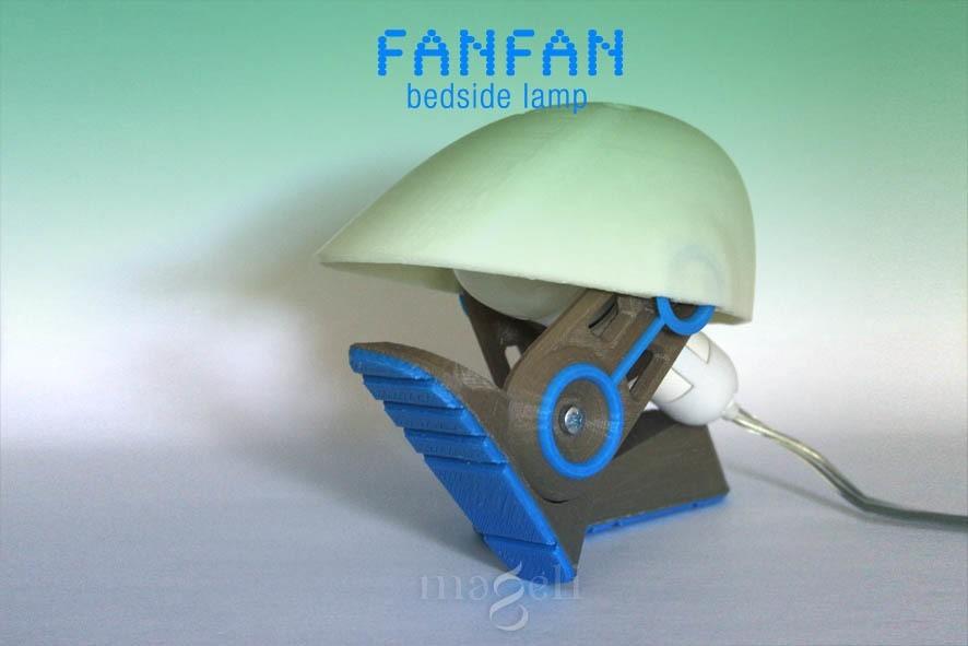 fanfan 1.jpg Download STL file Fanfan • 3D printer design, mageli