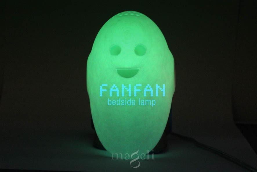 fanfan 5.jpg Download STL file Fanfan • 3D printer design, mageli