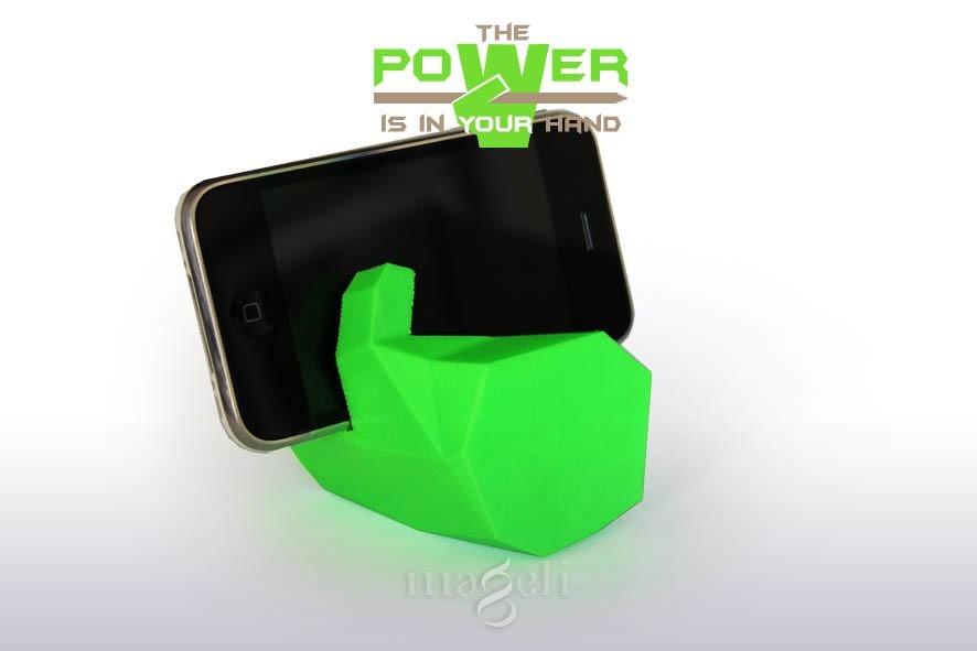 poWer 4.jpg Download free STL file PowerHand • Model to 3D print, mageli