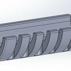 SupportUSB.jpg Télécharger fichier STL Support câble USB • Modèle imprimable en 3D, Schtroumpf8