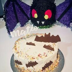 Matéo.jpg Télécharger fichier STL Matéo gâteau d'anniversaire • Plan imprimable en 3D, Schtroumpf8