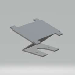 Sans titre.png Download GCODE file Phone holder Honda cbr 600 pc 40 • 3D printable object, yayanedu