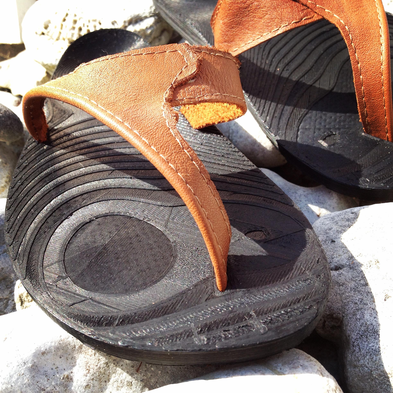 Palmiga_sandals-V0.2_onfeet_close.png Download free STL file Palmiga Sandals V0.2 • 3D printable model, Palmiga