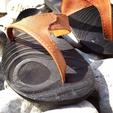 Free 3d printer designs Palmiga Sandals V0.2, Palmiga