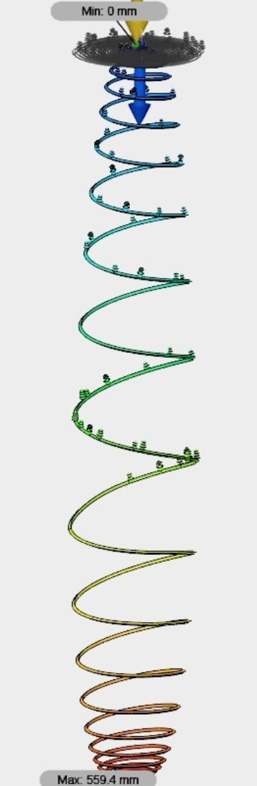 Capture d'écran 2017-12-26 à 11.12.15.png Download free STL file Christmas Tree Spiral Bauble with Xmas Trees & Snowmen • 3D printable template, Palmiga