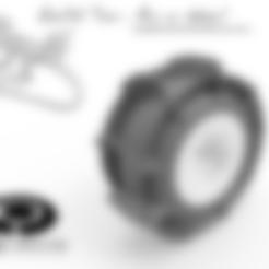 Free Palmiga RC-Car Basilisk Tires 3D model, Palmiga