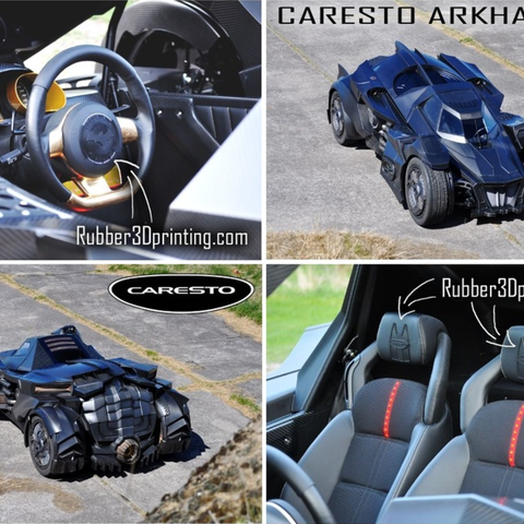 Capture d'écran 2016-12-26 à 10.26.03.png Download free STL file Palmiga Caresto Arkham Car steering wheel cap - Keychain token • 3D print template, Palmiga