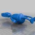 8b9cb78d126fddcfdecf0e595cb1aa0b.png Télécharger fichier STL gratuit Clamps (aka Francis X. Clampazzo) [Futurama] • Plan pour impression 3D, Monomethylhydrazine