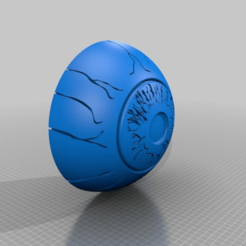 b728062def19c5ac8ef8c113aa9c3237.png Télécharger fichier STL gratuit Un regard ultra-réaliste • Objet pour imprimante 3D, Monomethylhydrazine