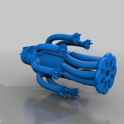 fa8a0aa8bd3e0629f7abb1d4a37af217.png Download free STL file Double Octopus Bender • 3D printable design, Monomethylhydrazine