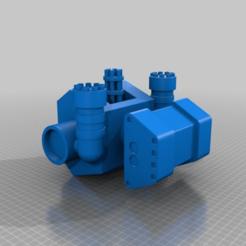 566aa7467f56f99ef4da220c72d95c17.png Download free STL file Mom Co. Killbot [Futurama] • Object to 3D print, Monomethylhydrazine