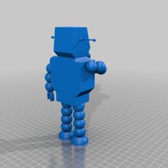 Humorbot_5.0.png Download free STL file Humor Bot 5.0 [Futurama] • 3D print model, Monomethylhydrazine