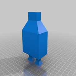 Boxy_from_futurama.png Download free STL file Boxy [Futurama] • 3D printer template, Monomethylhydrazine