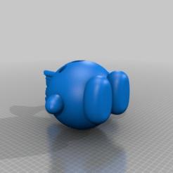 a0ada018b807f876b2fc35d9976678dc.png Télécharger fichier STL gratuit Punk Kirby [Nintendo] • Design imprimable en 3D, Monomethylhydrazine