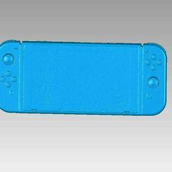 Nintendo Switch view1.JPG Télécharger fichier OBJ Scan 3D de Real Nintendo Switch • Plan imprimable en 3D, 3D-Scan-Art