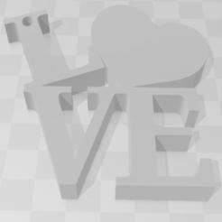 h.PNG Télécharger fichier STL gratuit porte-clés de l'amour • Design pour imprimante 3D, shayantooshay