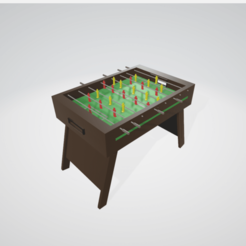 3D prohlížeč 01.01.2021 18_03_22.png Download STL file table football • 3D printable model, jkfmCz
