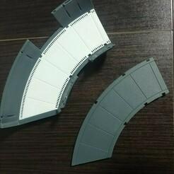 Floor 2 1.jpg Download STL file DEAGOSTINI MILLENNIUM FALCON FLOOR 2 REPLACEMENT • 3D printing template, LukeZ
