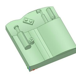 tools.jpg Télécharger fichier STL DEAGOSTINI MILLENNIUM FALCON UN ENSEMBLE D'ACCESSOIRES • Modèle pour imprimante 3D, LukeZ