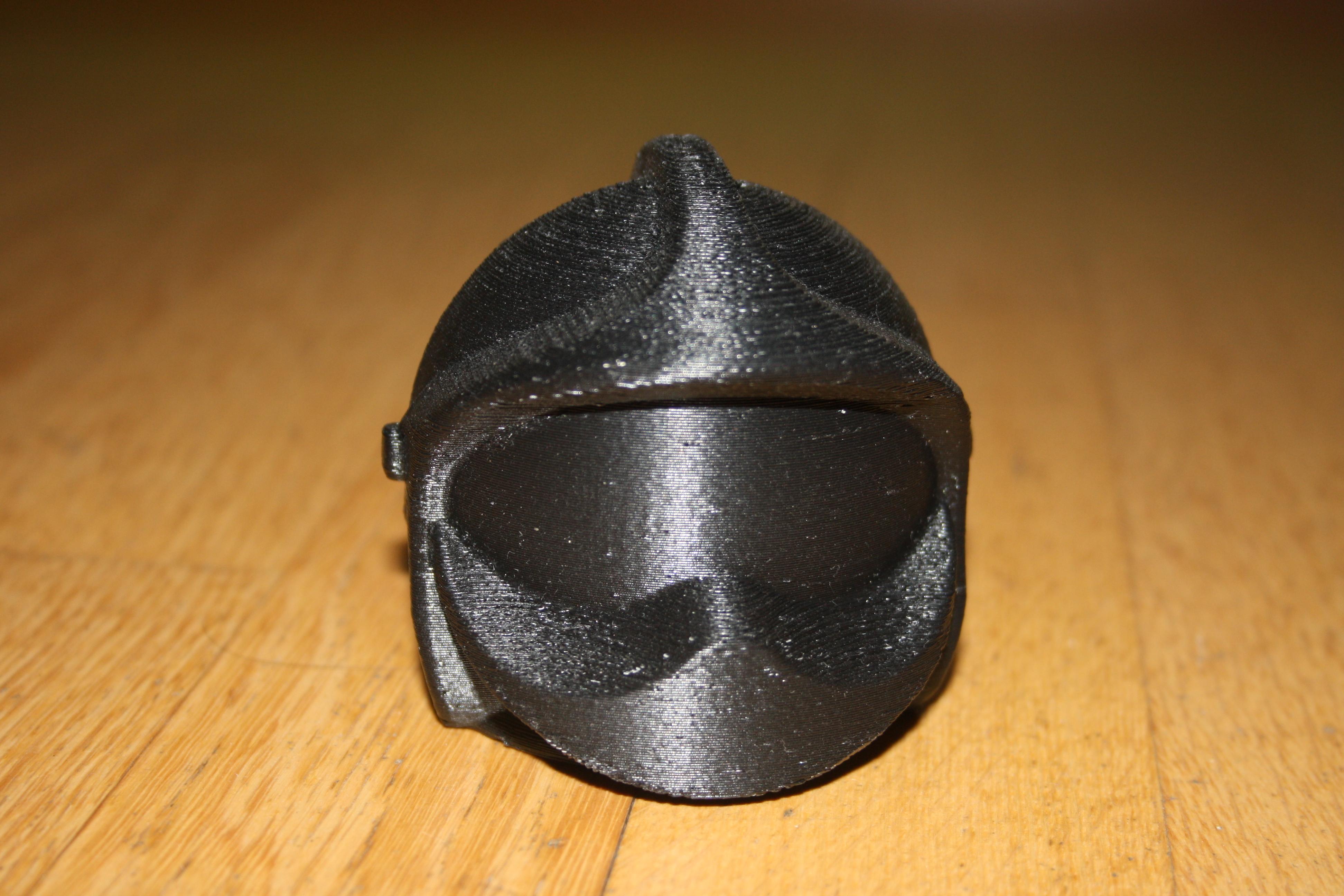 IMG_0082.JPG Download STL file Firefighter helmet SPF1 • 3D print model, JJB