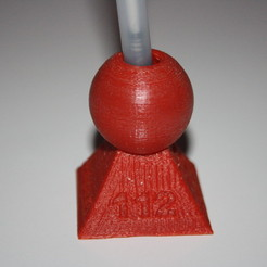Download free 3D print files Support-crayon, JJB