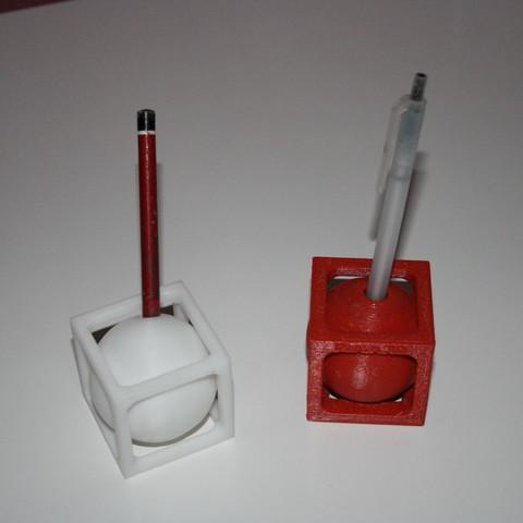 3D file Boule prisonnière, JJB