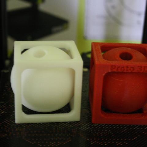 25_1_02014_025.JPG Download STL file Boule prisonnière • 3D print object, JJB